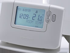The latest thermstats control the underfloor heating cost